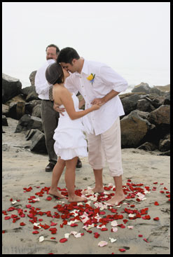 San Diego BEACH Wedding Packages ELOPE AFFORDABLE